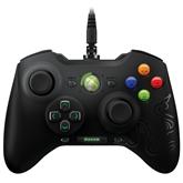 Juhtmega Xbox 360 mängupult Sabertooth, Razer