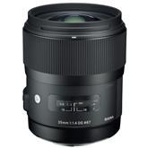 Objektiiv 35mm F1.4 DG HSM / A Nikonile, Sigma