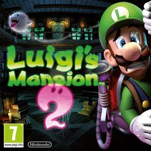 Nintendo 3DS mäng Luigi´s Mansion 2