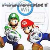 Nintendo Wii mäng Mario Kart Wii