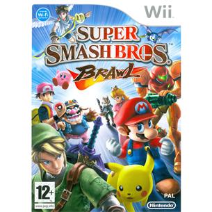 Nintendo Wii mäng Super Smash Bros. Brawl