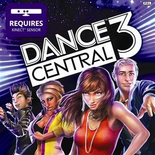 Xbox360 mäng Dance Central 3 / Kinect sensori mäng