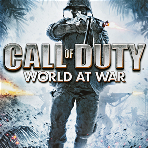 PlayStation 3 mäng Call of Duty: World at War