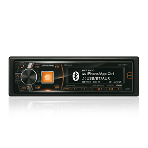 Car stereo Alpine CDE-178BT