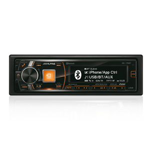 Autostereo IDE-178BT, Alpine