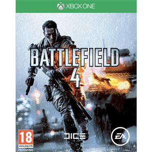 Xbox One mäng Battlefield 4