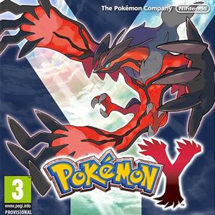 Nintendo 3DS mäng Pokemon Y
