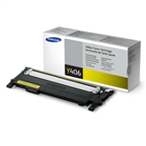 Toner cartridge CLT-Y406S, Samsung