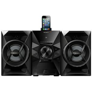 Mini Hi-Fi süsteem, Sony / iPod, iPhone dokk