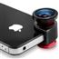 3-in-1 objektiiv + Quick-Flip ümbris, Olloclip / iPhone 5