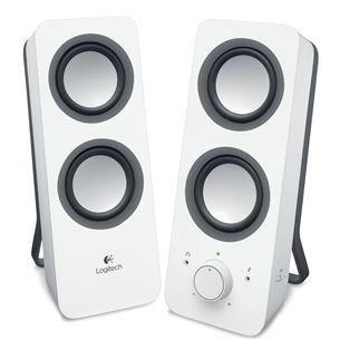 PC speakers Logitech Z200