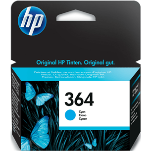 Cartridge HP NR 364 (cyan)