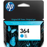 Tindikassett HP Nr 364 (tsüaan)