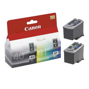 Tindikassett PG-40/CL-41, Canon