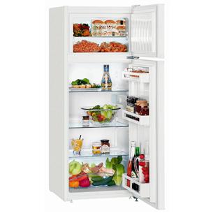 Refrigerator SmartFrost Comfort, Liebherr / height: 140 cm