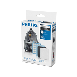 Filtrite komplekt, Philips