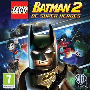 PlayStation 3 mäng LEGO Batman 2: DC Super Heroes