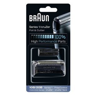 Replacement Foil and Cutter Braun