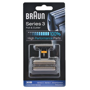 Replacement Foil and Cutter Braun Series 3 30B
