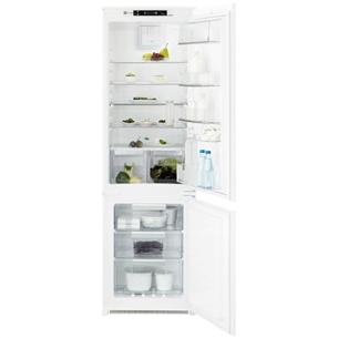 Built in refrigerator Electrolux (178 cm) ENN2853COW