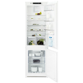 Built in refrigerator Electrolux ( 178 cm)