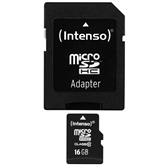 microSDHC memory card with adapter Intenso (16 GB)
