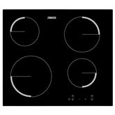 Integreeritav keraamiline pliidiplaat, Zanussi