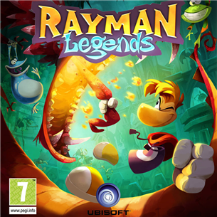 Xbox One mäng Rayman Legends