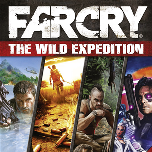 Arvutimäng Far Cry The Wild Expedition