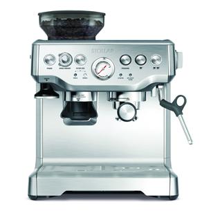 Espressomasin Barista Express, Stollar