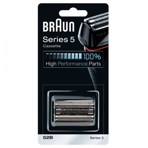 Replacement Foil and Cutter Series 5, Braun 52B