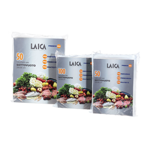 Vacuum canisters 100 bags, Laica