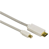 Juhe Mini-DisplayPort -- HDMI Hama (1,5 m)
