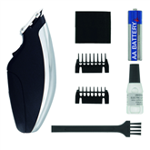 Animal trimmer set, Wahl