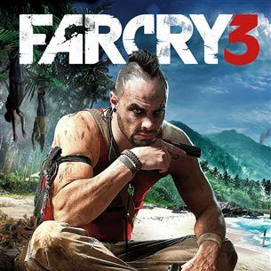 Xbox360 mäng Far Cry 3