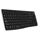 Беспроводная клавиатура K270, Logitech / RUS