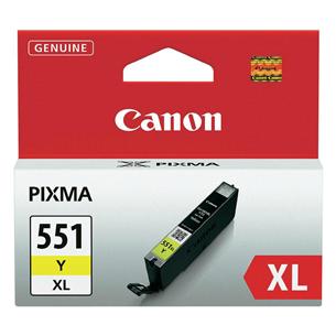Cartridge Canon CLI-551Y XL