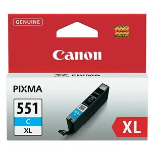 Tindikassett CLI-551YC XL, Canon