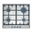 Integreeritav gaasiplaat, Bosch / roostevaba