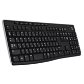 Wireless keyboard Logitech K270 (SWE)