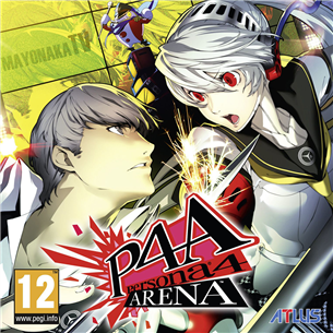 Xbox360 mäng Persona 4: Arena