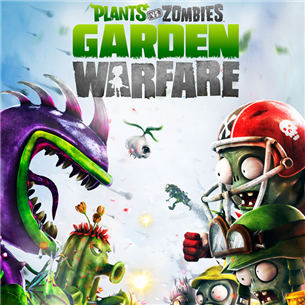 Xbox360 mäng Plants vs. Zombies: Garden Warfare