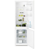 Built-in refrigerator, Electrolux / height: 178 cm