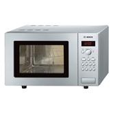 Микроволновая печь с грилем, Bosch / объём: 17 л