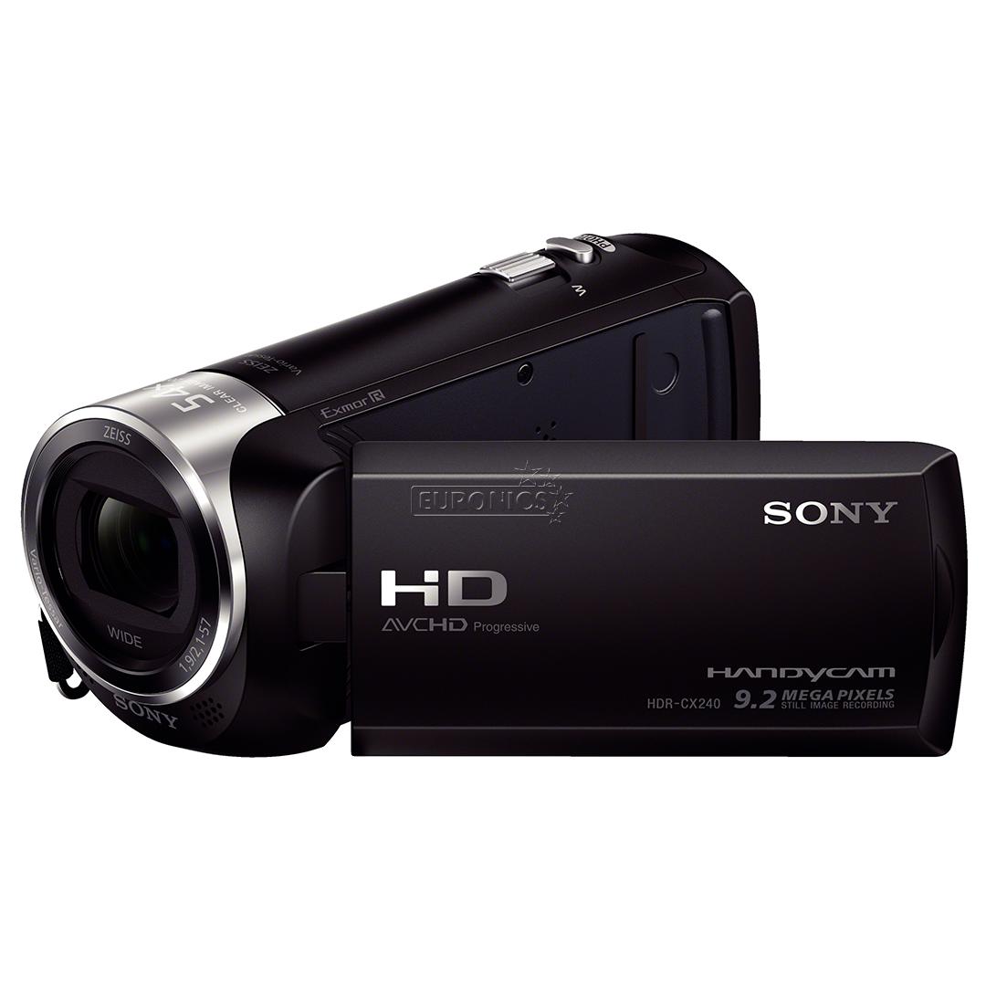 39c1959144b Videokaamera Handycam HDR-CX240E, Sony, HDRCX240EB.CEN