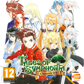 PlayStation 3 mäng Tales of Symphonia Chronicles