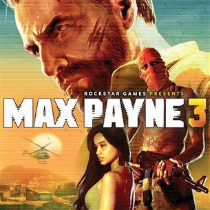 PlayStation 3 mäng Max Payne 3