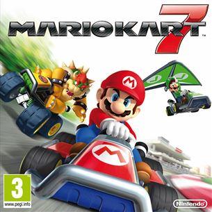 Nintendo 3DS mäng Mario Kart 7