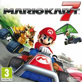 Nintendo 3DS game Mario Kart 7