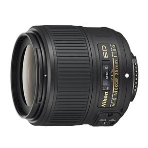 Objektiiv AF-S NIKKOR 35mm f/1.8G ED, Nikon